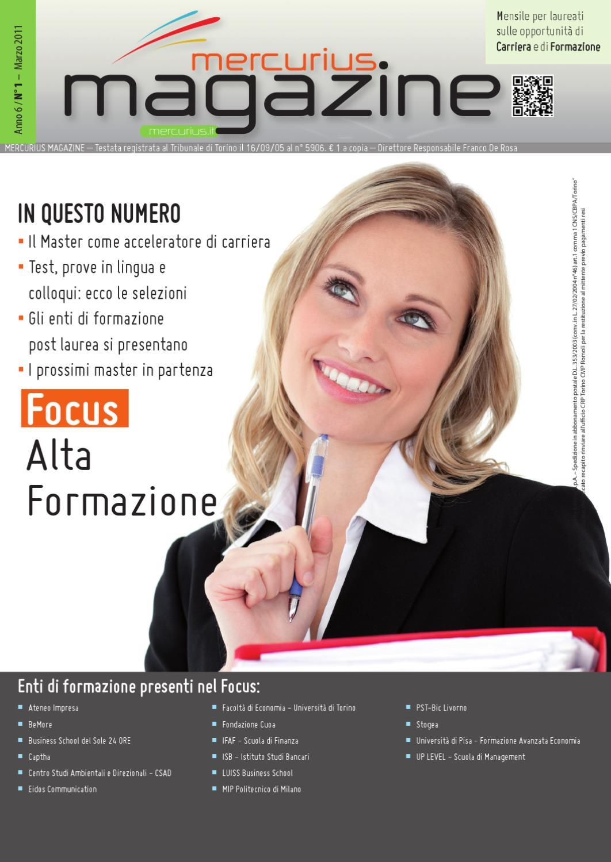 844c03240b Mercurius Magazine - Marzo 2011 by Franco De Rosa - issuu