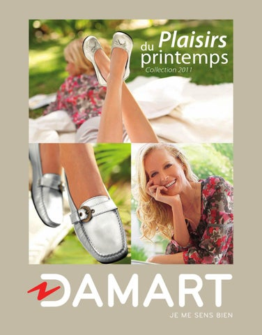 buy good low price order online DAMART - Plaisirs du printemps Mars 2011 by Damart - issuu