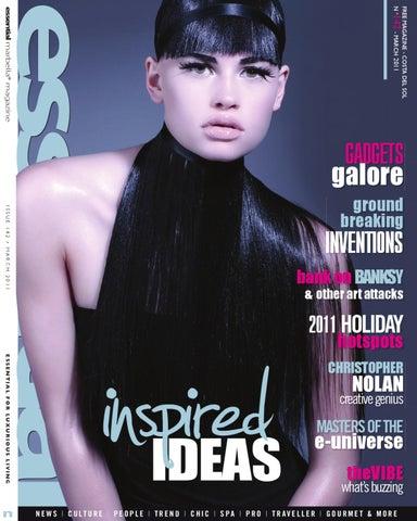 Essential Marbella Magazine March 2011 By Publicaciones