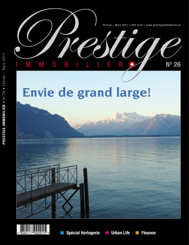 Presse Immobilier By 26 Prestige N° Plurality XZTiOPuwkl