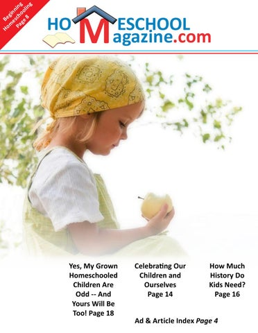 Homeschool magazines by homeschool newslink issuu page 1 fandeluxe Images