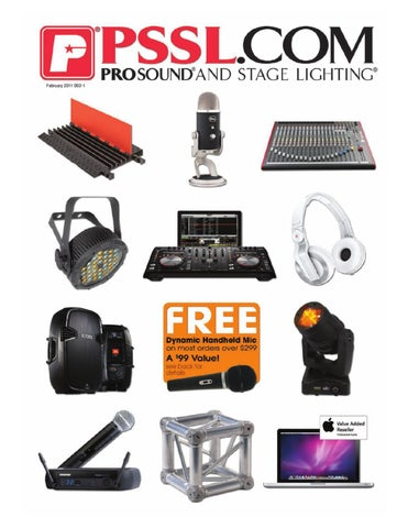2011-02-February by PSSL.com - ProSound   Stage Lighting - issuu 1c3bb1058