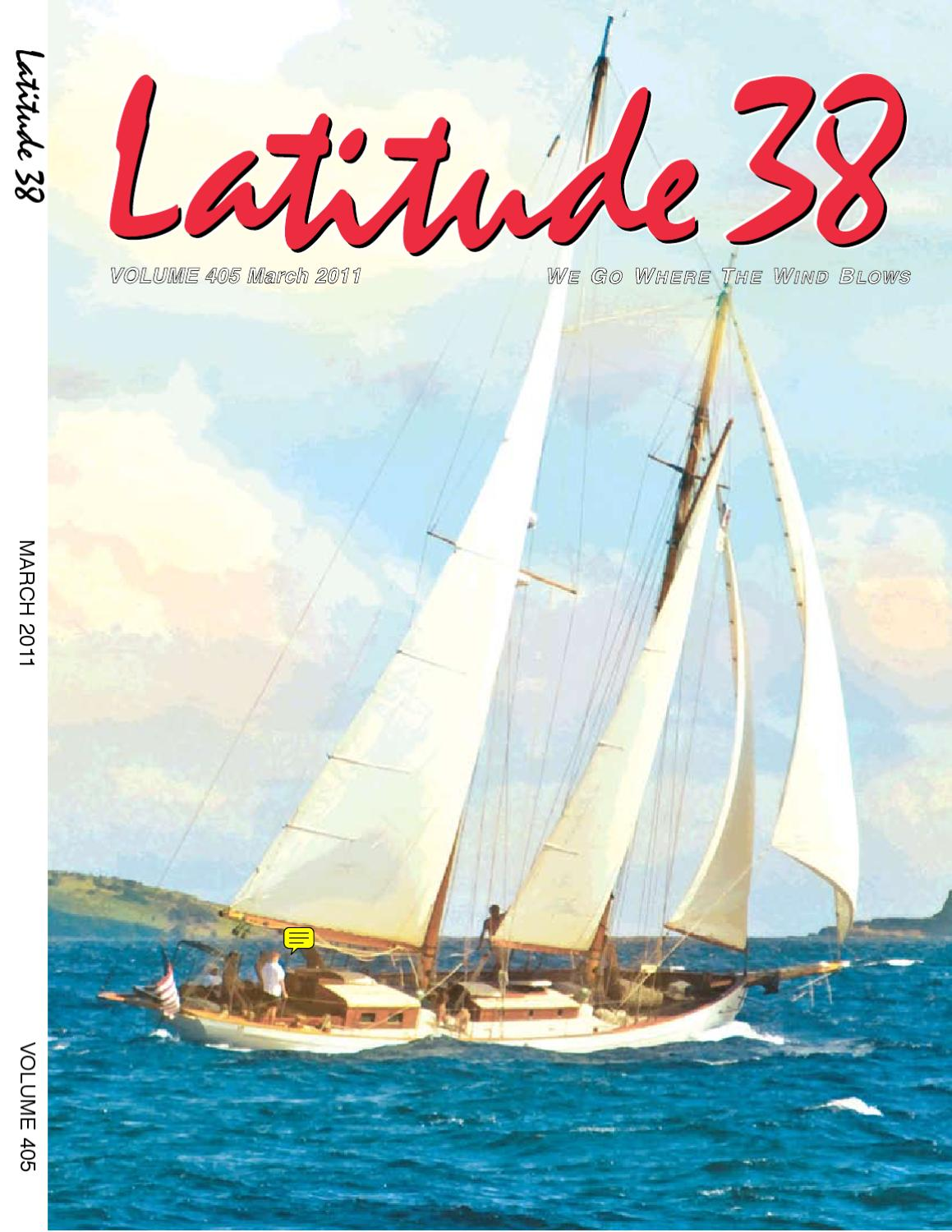 Latitude 38 april 2011 issue by latitude 38 media llc issuu fandeluxe Images