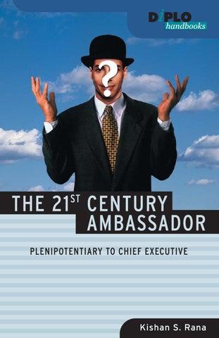 74ab4c64fca 21st Century Ambassador by DiploFoundation - issuu