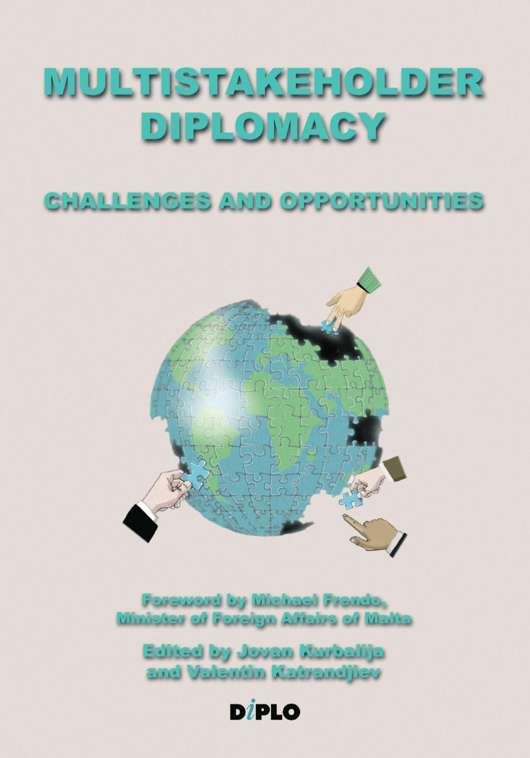 Multistakeholder Diplomacy by DiploFoundation - issuu