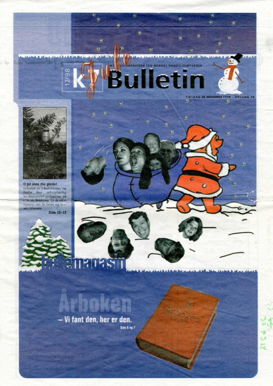 29816792 K7 Bulletin nr 12 - 1998 by NHH Alumni - issuu