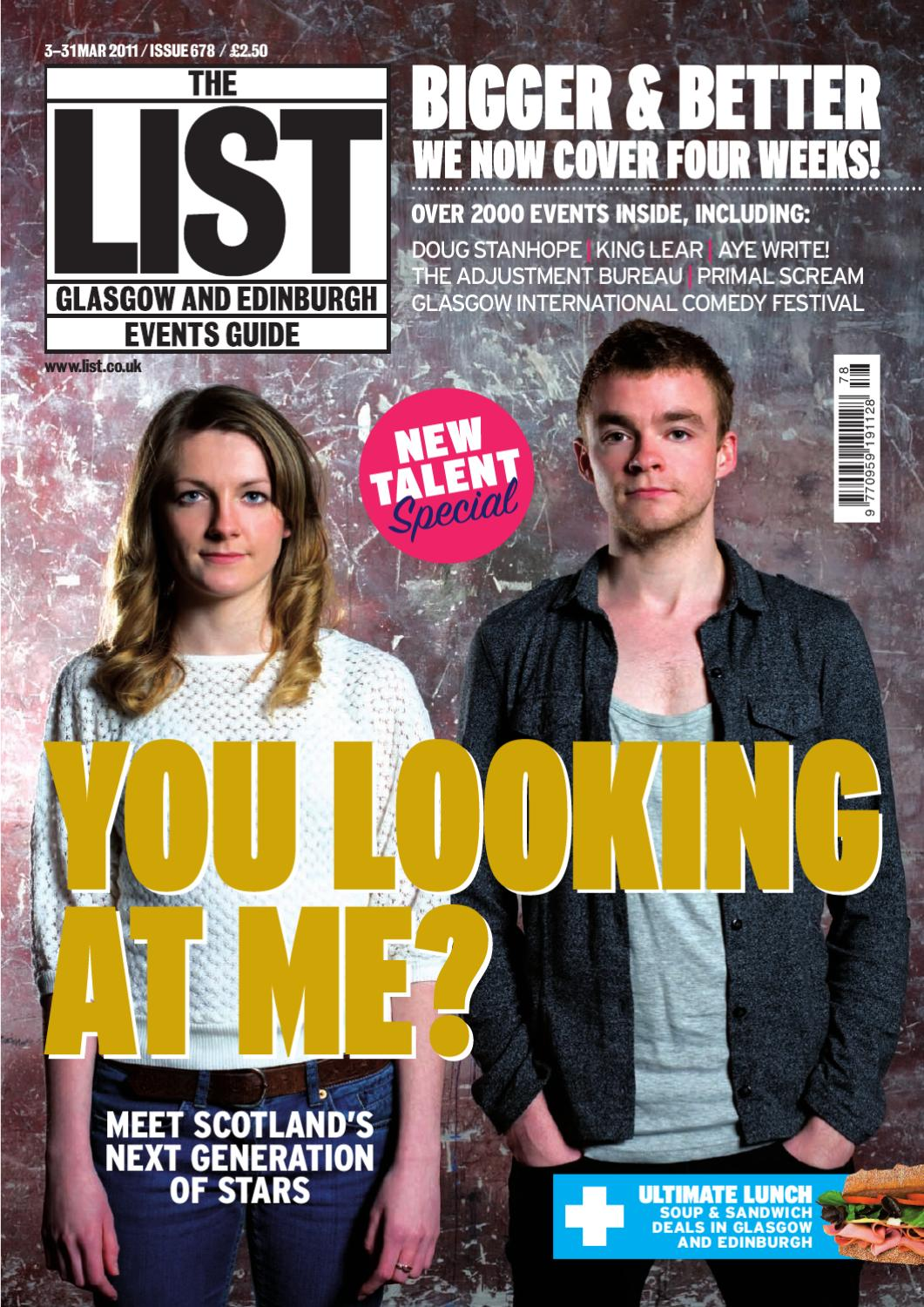 a3aff43dcee The List 678 by The List Ltd - issuu
