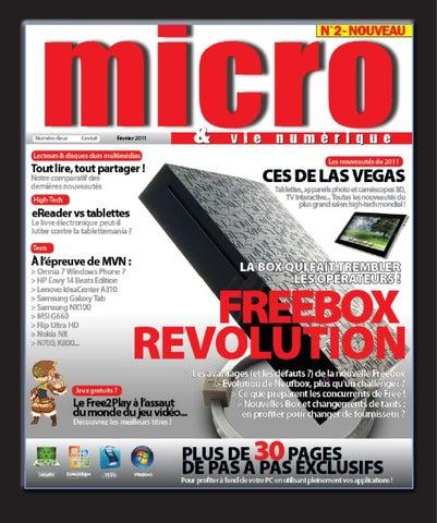 micro et vie num rique 2 by stephane lavoisard issuu. Black Bedroom Furniture Sets. Home Design Ideas
