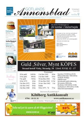 Gotlands Annonsblad 2011 v.09 by Svenska Civildatalogerna AB - issuu f6fb992b540ca