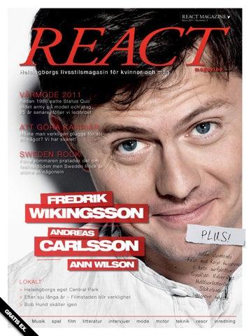 cc4181ffdcae React Magazine nr 3, 2011 HSB by Valinor Media AB - issuu