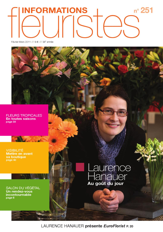 Ou Acheter De La Mousse Pour Piquer Des Fleurs informations fleuristesinfopro digital - issuu