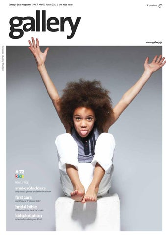 Gallery 72 : March 2011 : The Kids Issue
