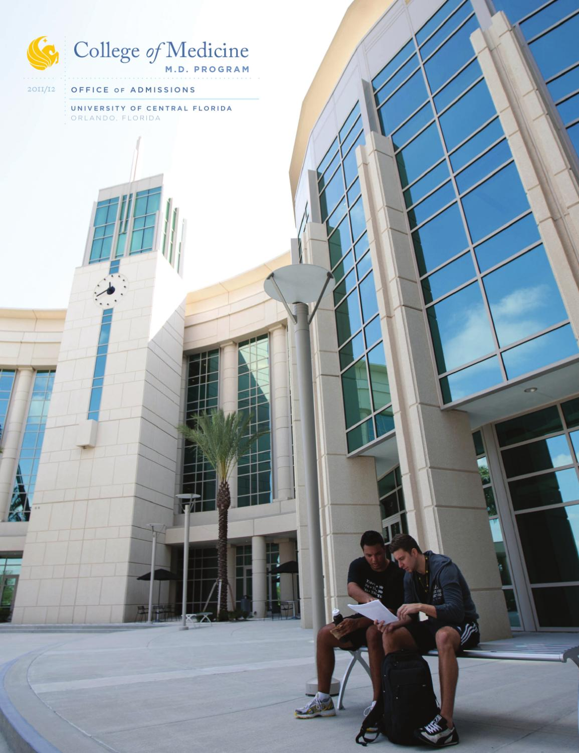UCF College Of Medicine Viewbook By University Of Central Florida   Issuu