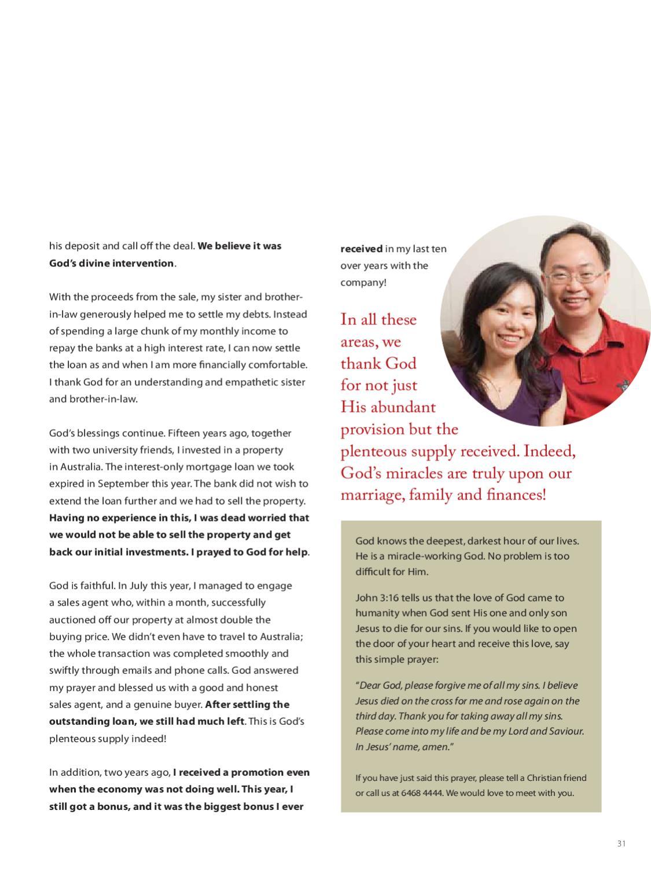 Trinitarian Magazine Issue 3/2009 by Trinity Christian