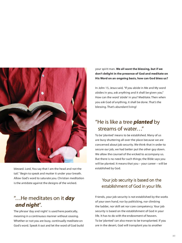 Trinitarian Magazine Issue 1/2009 by Trinity Christian