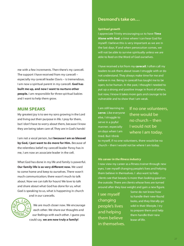 Trinitarian Magazine Issue 2/2008 by Trinity Christian