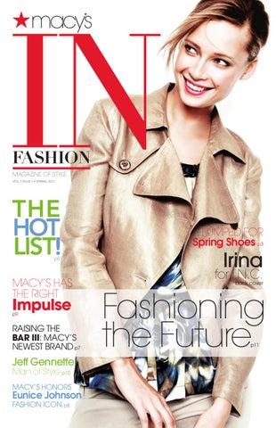 eedc432c7a9 In Fashion Magazine Spring  11 by Sanger   Eby - issuu
