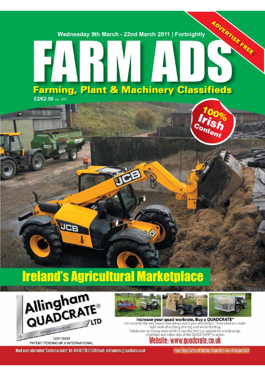 Farm ads issue 5 by ids media group ltd issuu fandeluxe Choice Image