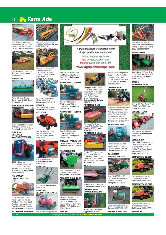 Farm Ads Issue 5 by IDS Media Group Ltd - issuu