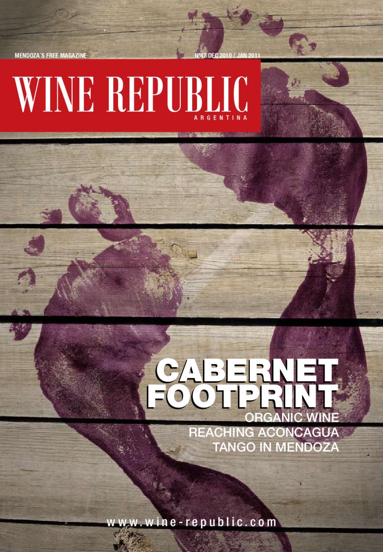 Wine Republic Edición Diciembre Enero 2011 By Wine Republic