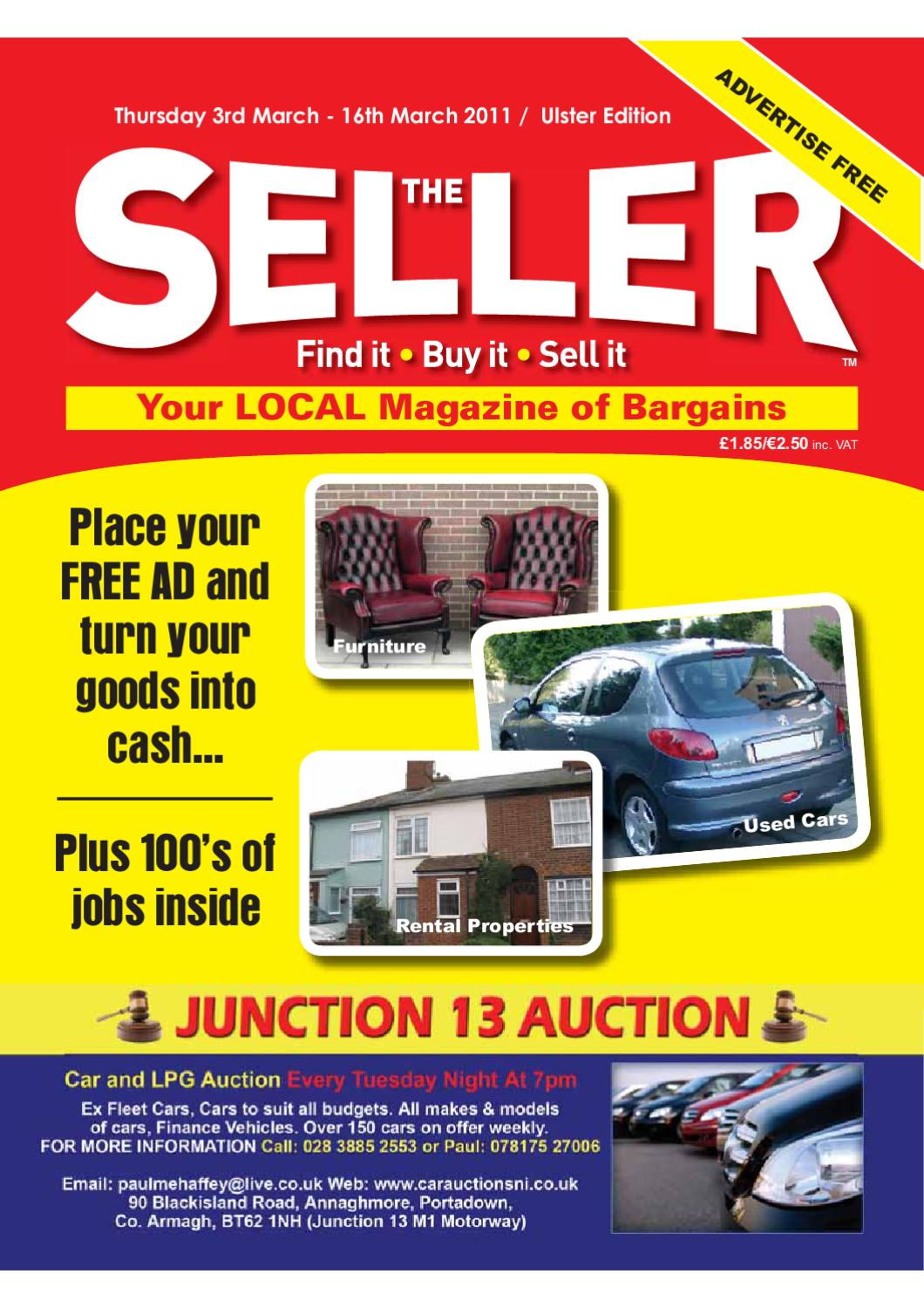 The Seller Ni Issue 17 By Ids Media Group Ltd Issuu Renault Clio Alize Fuse Box