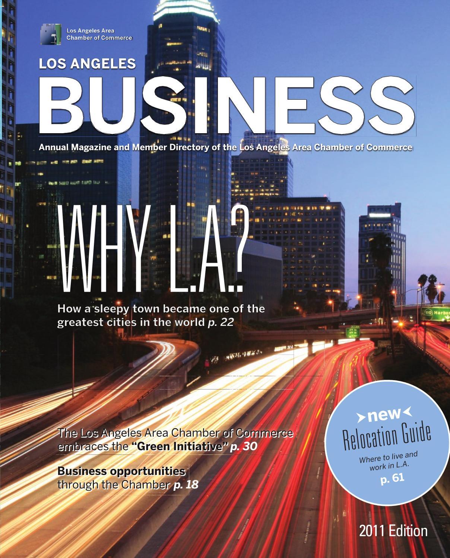 LA Business Magazine 2016 by Chamber Marketing Partners, Inc. - issuu 791e7a15ac