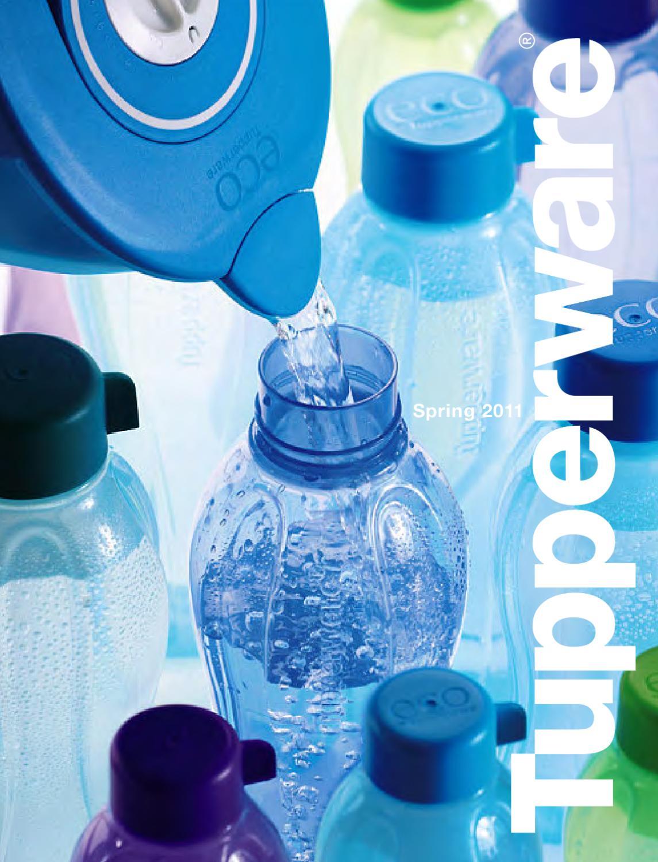 Tupperware Spring 2011 By Sylvie Poulin Issuu Us Baby Sport Straw Bottle 310ml Green