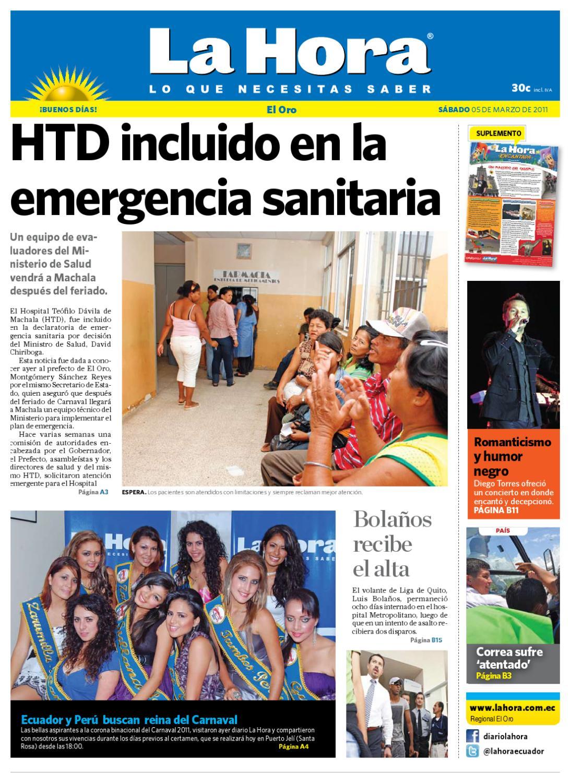 dimm formularios 2011 ecuador