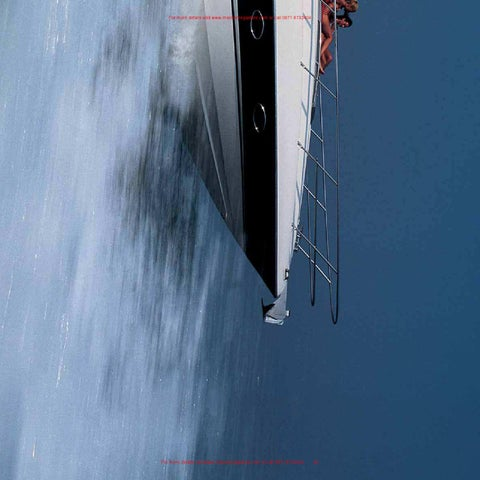 Sonstige Stab kombiniert Wand 100 cm weiß Marke Osculati 11.167.02