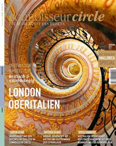 045d734941e09 Connoisseur Circle 1 2011 by Simone Dressler - issuu
