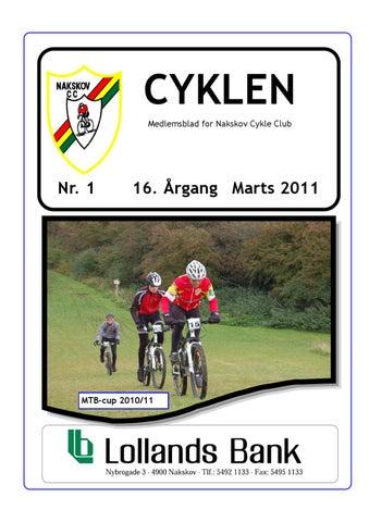 nakskov cykle club