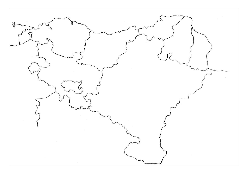 Euskal Herriko mapa mutua by Elisabeth Getxo