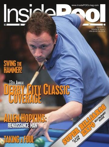 March 2011 Inside Pool Magazine By Inside Pool Magazine Issuu