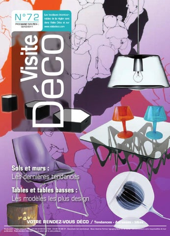 Magazine Visite Deco 72 By Visite Editions Issuu