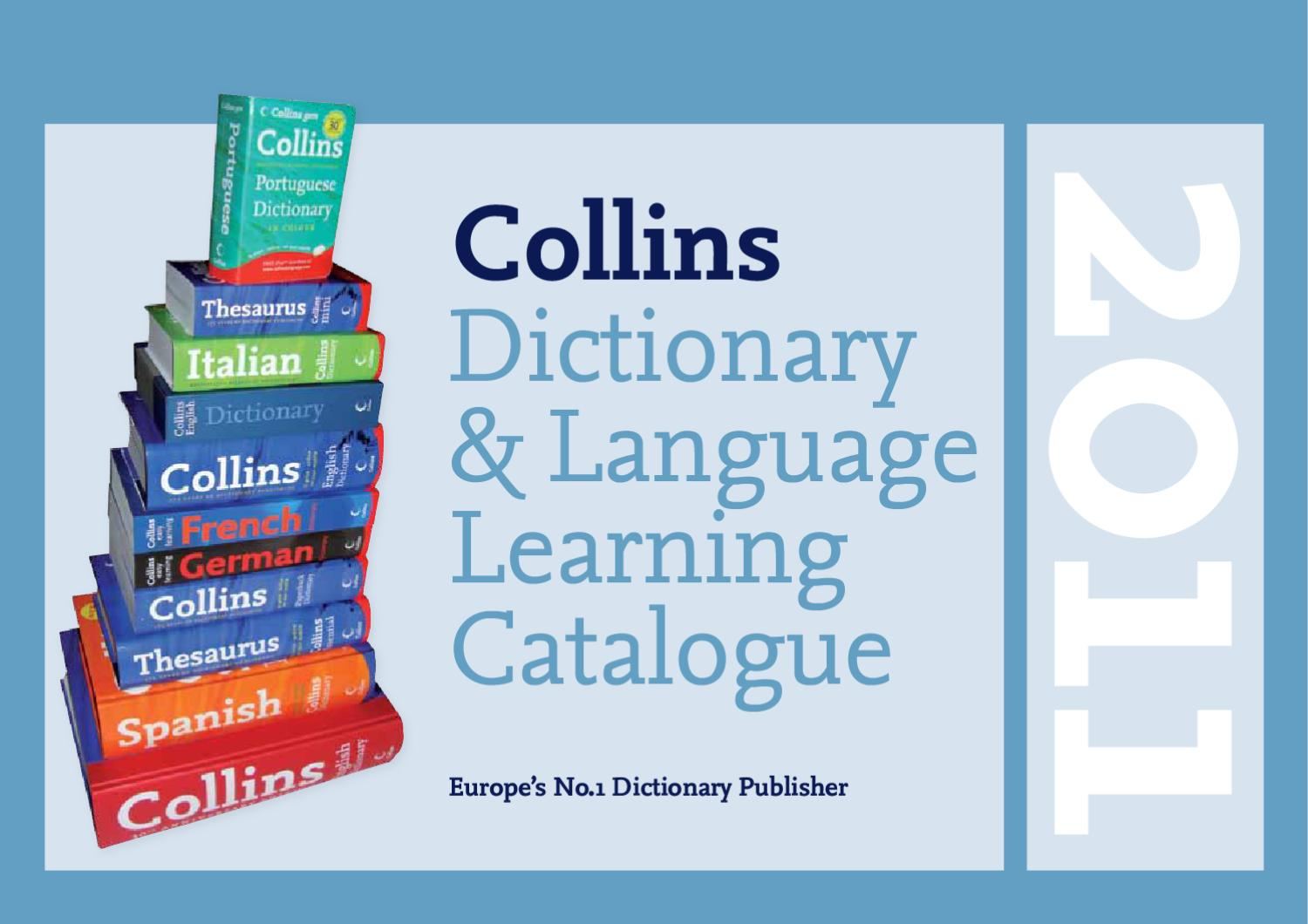Collins Language 2011 by Collins Language - issuu