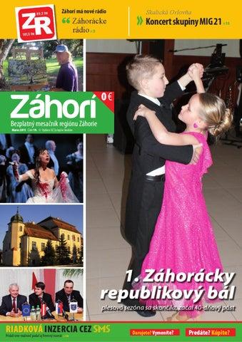 c21216cfd Mesačník ZÁHORÍ č.19 by Zahori.sk - issuu