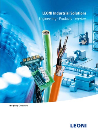 BU Industrial Solutions en by FELTEN Wire & Cable Solutions BV - issuu