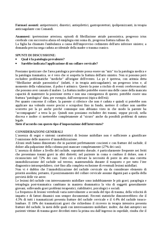 IL COLLARE CERVICALE by Massimiliano Gervasi - Issuu