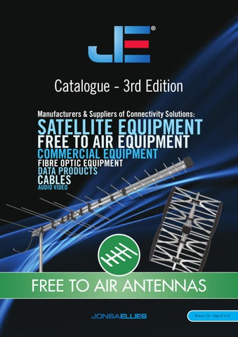 Amateur Antenna Products Volume 2 by Pulse Electronics - issuu