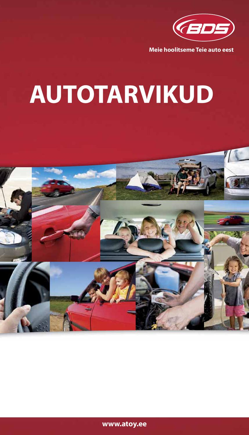 7d5b2cab6fc BDS Autotarvikud by Atoy Automotive OÜ - issuu
