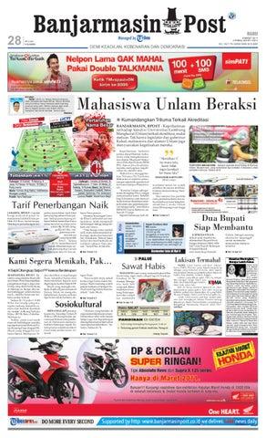 Banjarmasin Post Edisi Rabu 9 Maret 2011 by Banjarmasin Post - issuu 25a7362232
