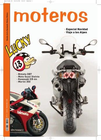 1a271bc09 Revista de la Asociación Mutua Motera