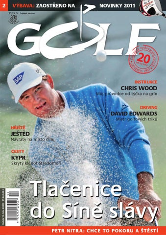 589b7b54d Časopis Golf 2011/02 by Golf Czech - issuu