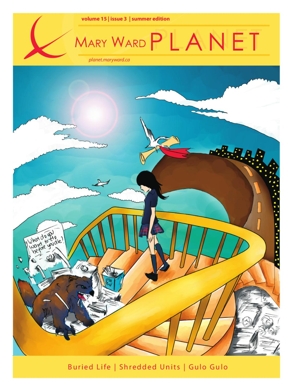 Mary Ward Planet - Vol.15, Issue 3, Summer 2009-10 by Mary Ward ...