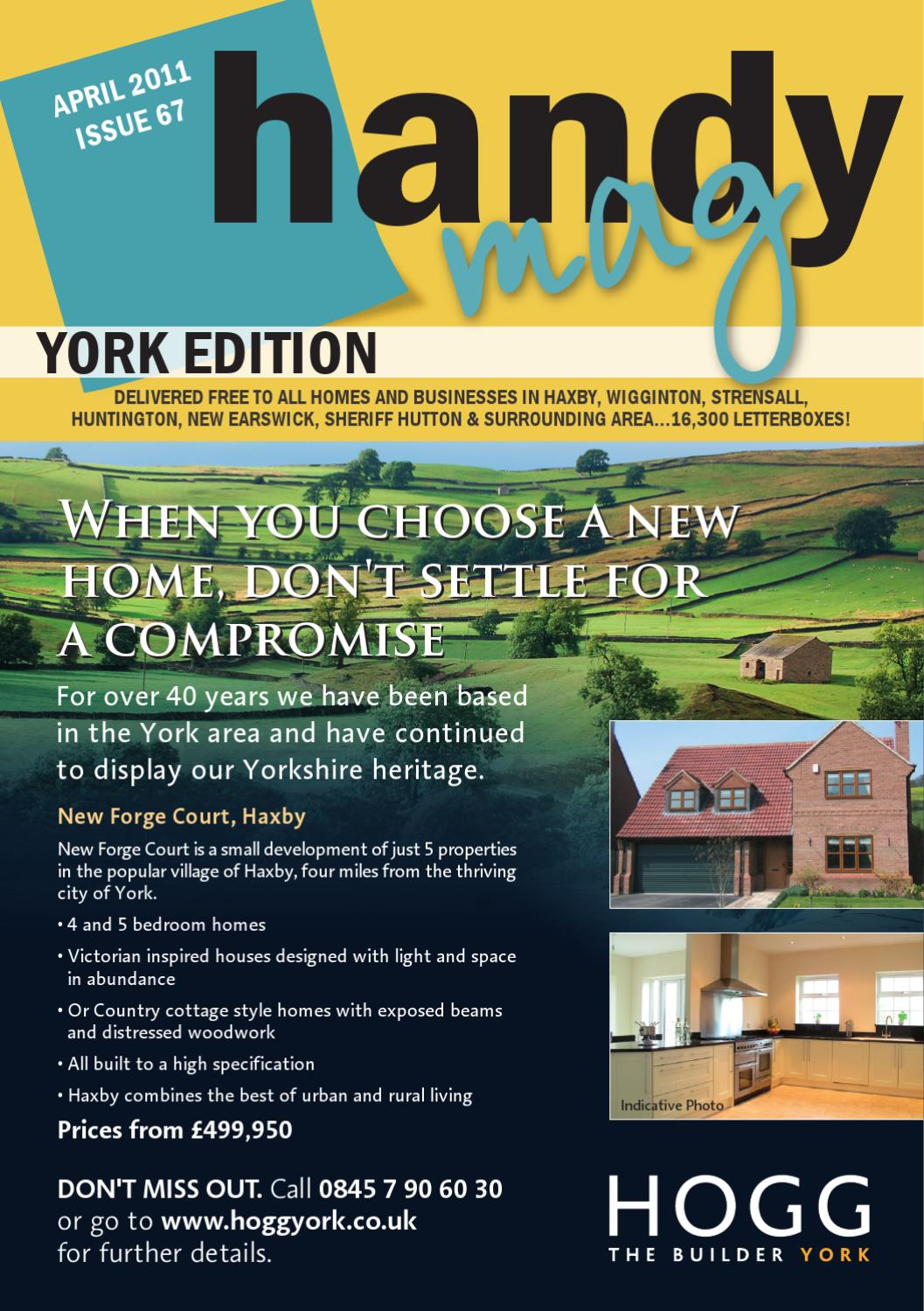 Handy Mag York By Moonriver Publishing Ltd Issuu Average Cost Of Rewiring A 5 Bedroom House