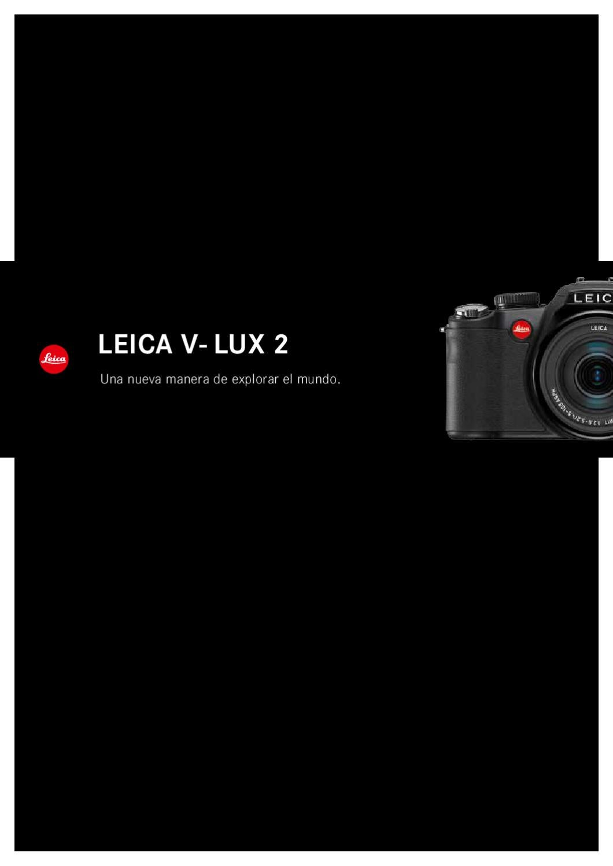 Tapa de protección tapa lente adecuado para Leica V-Lux 2 V-Lux 3 V-Lux 4