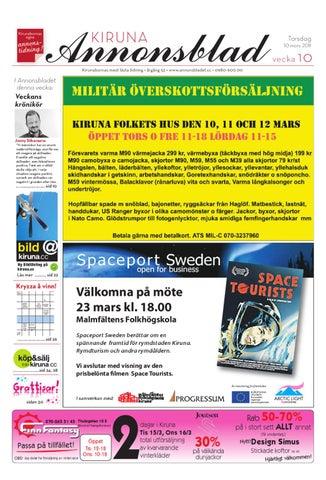 Kiruna Annonsblad 2011 v.10 by Svenska Civildatalogerna AB - issuu dc3036fde9776