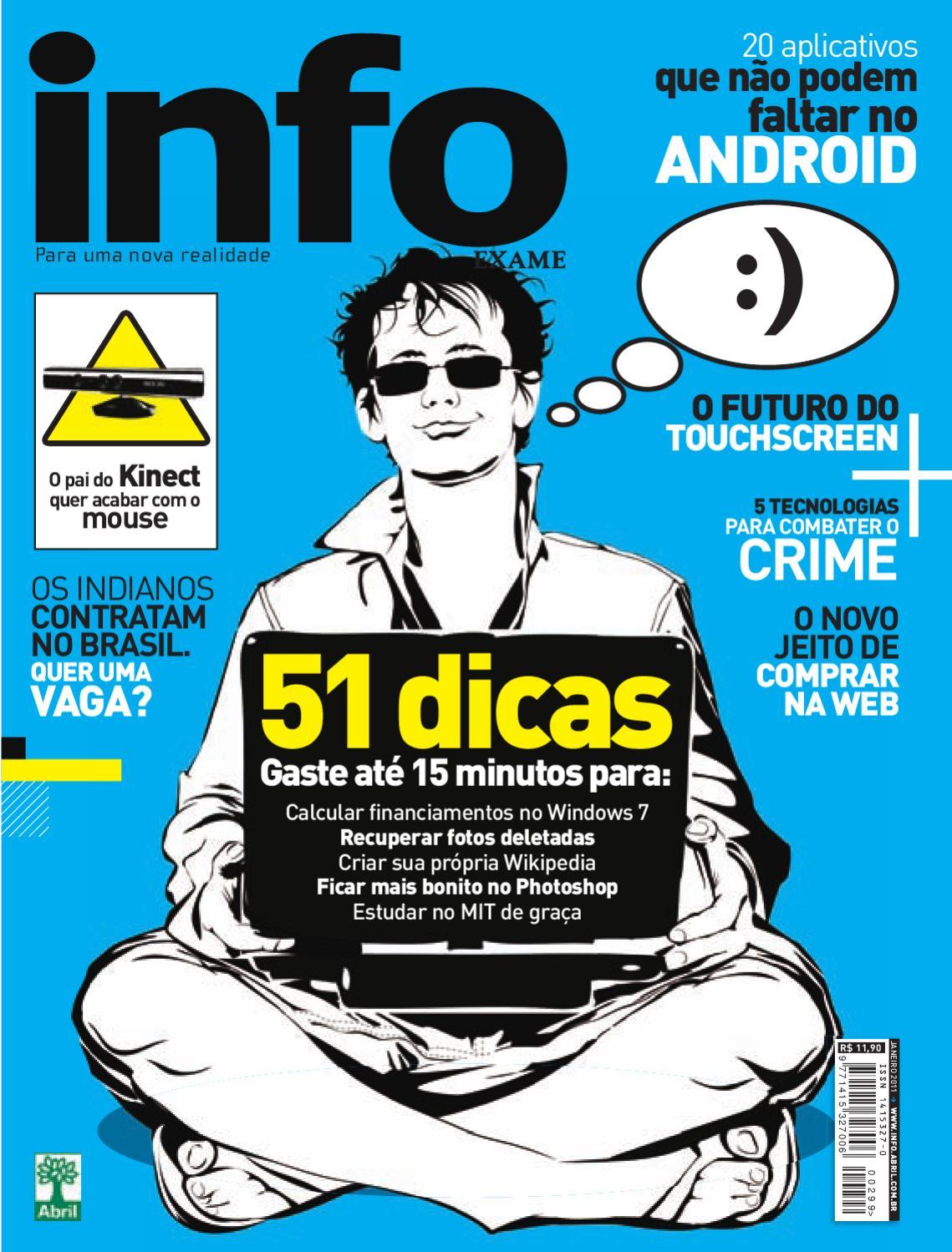 jan 2011 by Revista INFO - issuu c699eb59f93