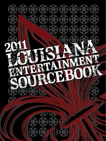 ce4b73168631f3 2011 Louisiana Entertainment Sourcebook by Oz Publishing