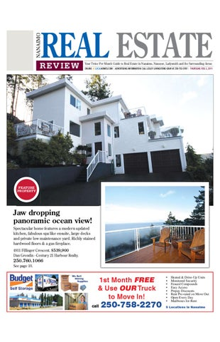 Nanaimo Real Estate Review March 28 By Black Press Digital